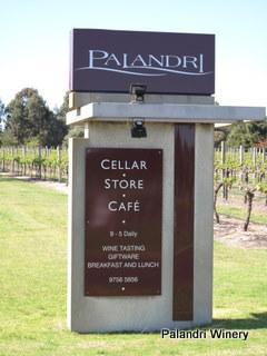 Palandri Winery Margaret River