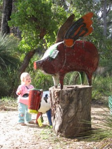 Margaret River Galleries and Sculptures
