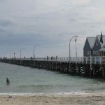 Busselton Jetty Swim 2011