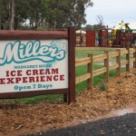 Millers Ice Cream Margaret River