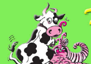 Candy Cow
