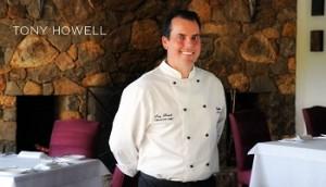Chef Tony Howell