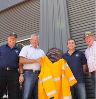 Cowaramup Gets New Fire Station