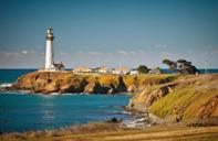Illuminated Lighthouse