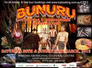Bunuru Culture and Corroboree Festival 2013