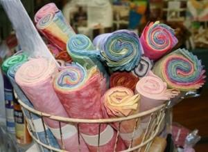sewn items