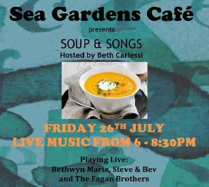 soup-and-songs July