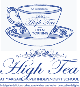 High Tea and Open Morning