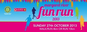Margaret River Fun Run
