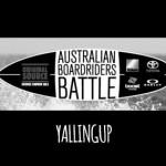 Australian Boardriders Battle @ Yallingup