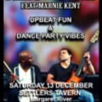 Pimps of Sound @ Settlers Tavern – 13th December 2014