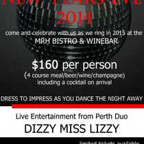 Margaret river new years eve 2014