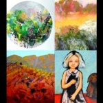 Twelve Artists Christmas Exhibition @ The Studio Gallery and Bistro – 27th December 2014