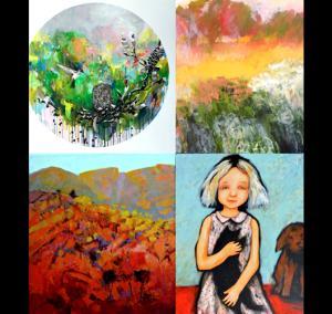 Twelve Artists Christmas Exhibition