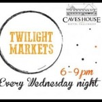 Twilight Markets @ Caves House Hotel – 3rd December 2014