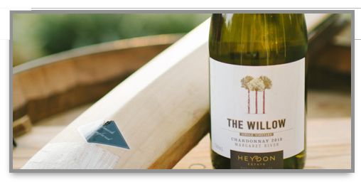 HEYDON ESTATE VERTICAL TASTING – THE WILLOW CHARDONNAY 2007-2012